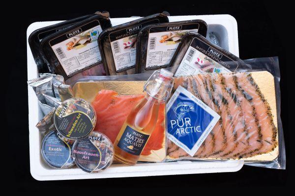 Fisch online kaufen - Thomas Sixt Fischpaket