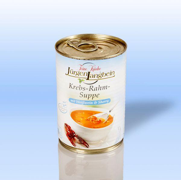 Krebs-Rahm-Suppe 400ml