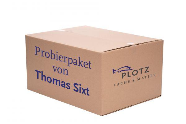 Probierpaket - von Thomas Sixt empfohlen