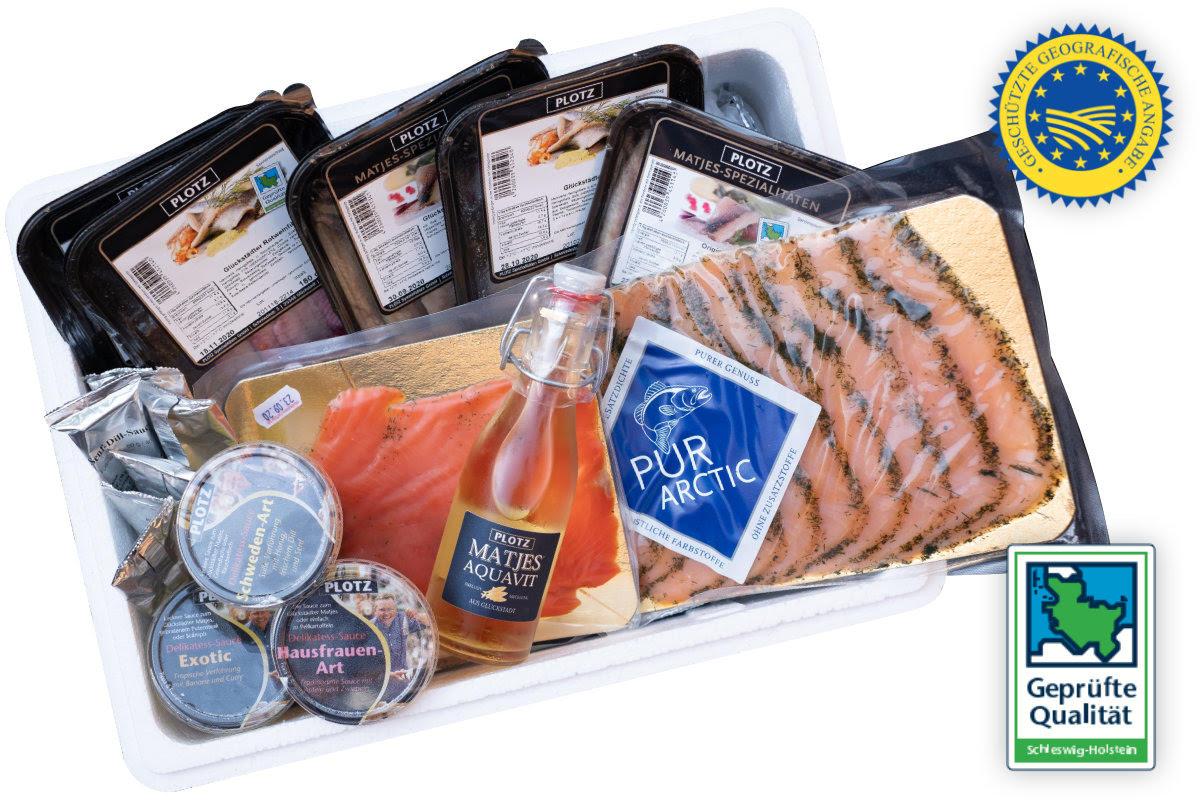 Fisch Paket