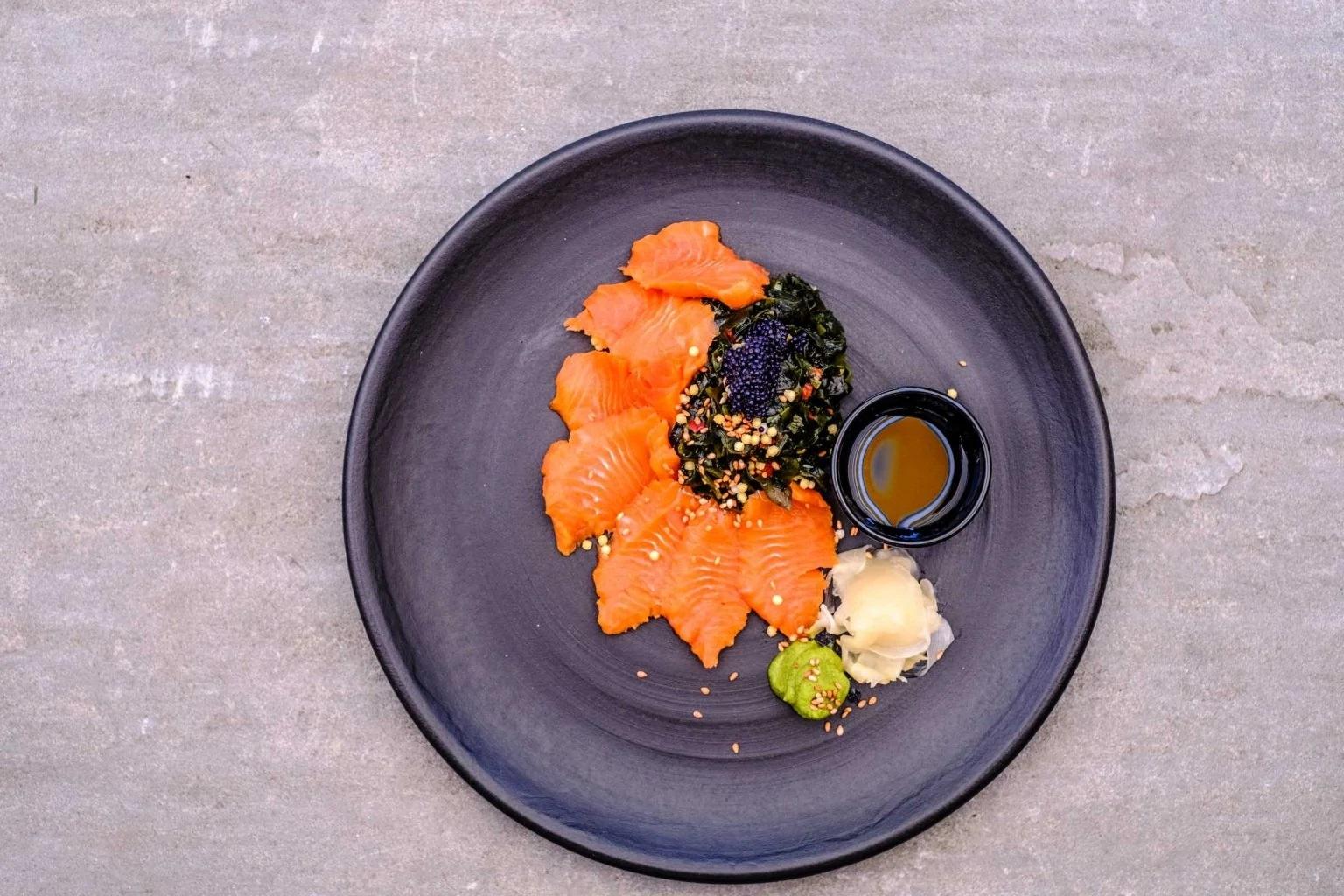 Sashimi selber zubereiten